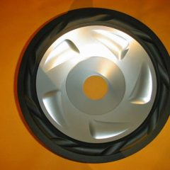 295 mm  Speaker cone  CR15