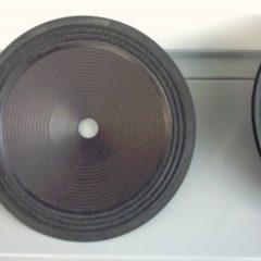 198 mm  Speaker cone                                MT 8