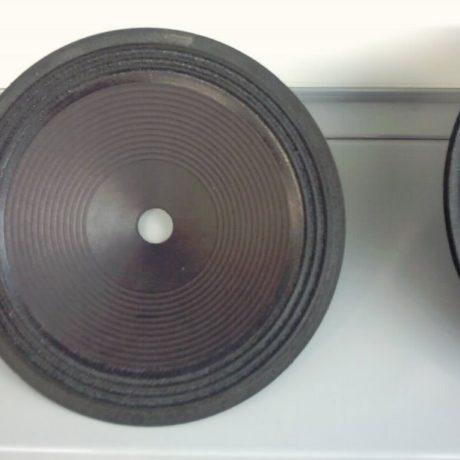 198 mm  Speaker cone                                MT 8 1