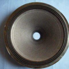 380 mm  Speaker cone                         MT 15