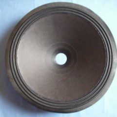 192 mm  Speaker cone  MP 8