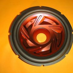 300 mm  Speaker cone  CR20