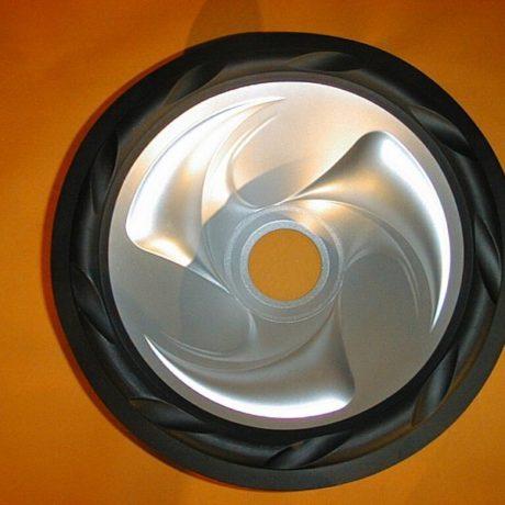 295 mm  Speaker cone  CR16 1