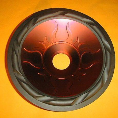 300 mm  Speaker cone  CR18 1