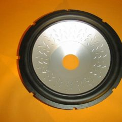 295 mm  Speaker cone  CR21