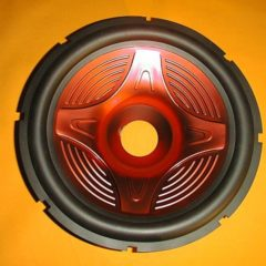 300 mm  Speaker cone  CR22