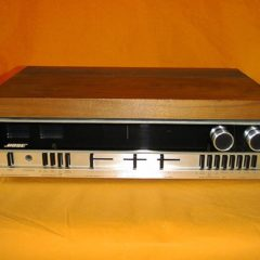 BOSE 550 AM / FM receiver Direct Reflecting Brown