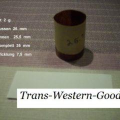 """VC 18  voice coil   25,5 mm  4 OHM - 1,0 """""""