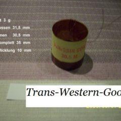 """VC 22  voice coil   30,5 mm  4 OHM - 1,20 """""""