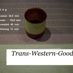 """VC 28  voice coil   33,5 mm  8 OHM  - 1,32 """""""