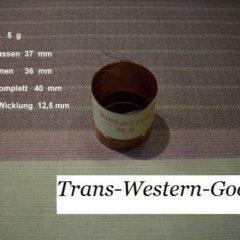 """VC 31  voice coil   36,0 mm  4 OHM  - 1,42 """""""