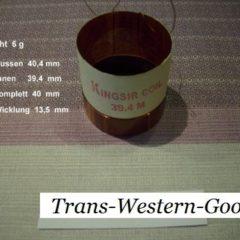 """VC 35  voice coil  39,4 mm  8 OHM  - 1,55 """""""
