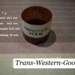 """VC 39  voice coil   44,9 mm  8 OHM  - 1,76 """""""