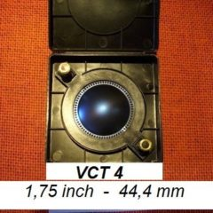 Diaphragm Voice Coil - 8 ohm 1,75 inch - 44,4 mm VCT 4