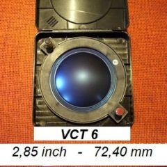 Diaphragm Voice Coil - 8 ohm 2,85 inch - 72,4 mm VCT 6