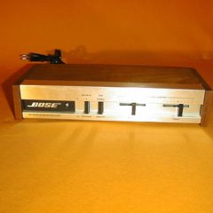 BOSE ACTIVE EQUALIZER 901 SERIE III