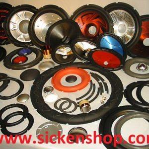 ArcusAs 5  rings refoam set incl adhesive+re