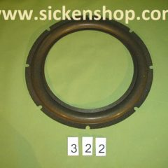 "Blaupunkt 12""   rings refoam set incl adh"
