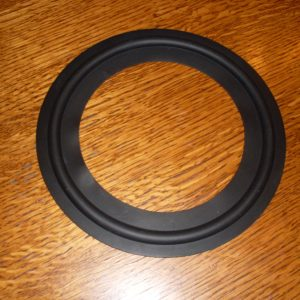 Fostex    FW 187     rubber surrounds   R200g