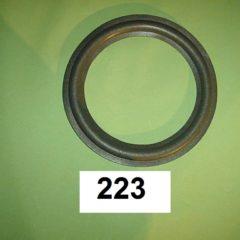 Kirksaeter  Monitor 123       surrounds     F223