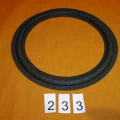 SB Acoustics SB29NRX75-6    surrounds F233