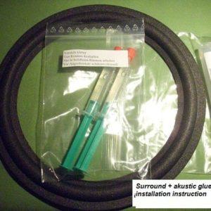 SansuiSP L700   rings refoam set incl adhesive+remov