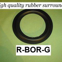 165 mm  speaker surround              R-BOR-G
