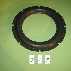 260 mm  speaker surround C245