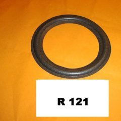 121 mm  speaker surround R121