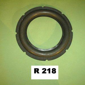 190 mm  speaker surround R218