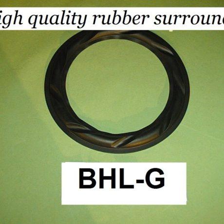 168 mm  speaker surround                      BHL-G 1