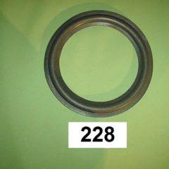 220 mm  speaker surround C228