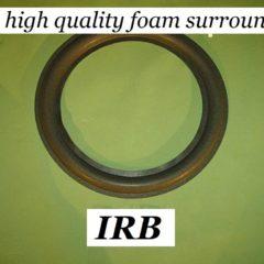 235 mm  speaker surround    IRB