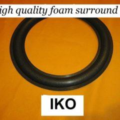 245 mm  speaker surround   IKO