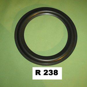 238 mm  speaker surround R238