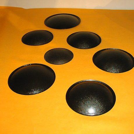 120-20    speaker dust cap     PG 120 1