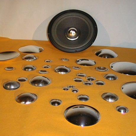 105-15 speaker dust cap   C 105 1