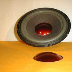 072-11  speaker dust cap   CPL 72