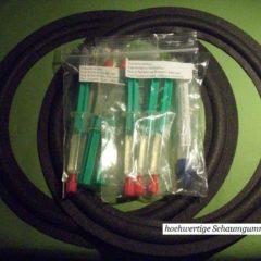 Tonsil GTC 30/80   rings refoam set incl adhesive+remover