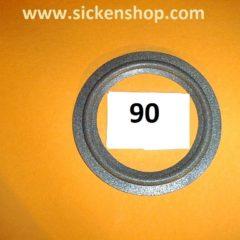 Car Speakers Blaupunkt 8637621099 Porsche 928s 90