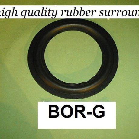 172 mm  speaker surround              BOR-G 1