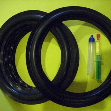 10 inch rubber kit